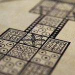 Königliches Spiel von Ur (Mesopotamien). © Karin Lackner