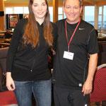 Julia a fait l'interview du chorégraphe Ira Weisburd