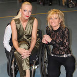 Jacqueline Glyn et Ivonne Verhagen