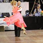 Ivonne & Remco nous ont dansé une magnifique valse...