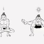 YOGA MASTERCLASS / CLIENT: KAMSHITRA STUDIOS