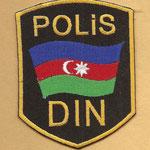 Policia Nacional - Azerbaiján