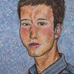 Mathias, Pastellkreiden