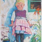 Kopie von Elisabeth Büchsel, Pastell (Auftragsarbeit)