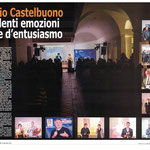 """""""Premio Castelbuono 2018 - Eccellenze e Contaminazioni (Suprauponti del24 gennaio 2019)."""