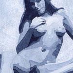 2004, watercolour