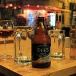 Efes das türkische Bier wurde 1969 gegründet