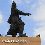Vietnamesischer General waehrend der Tran-Dynastie.
