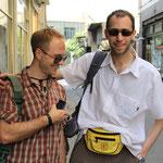 So ein Kaese :) mit Sebastian aus Germany und David von Lausanne