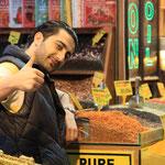 Ja der Grand Bazaar ist suuper!!