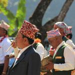 Nepali-Hochzeit