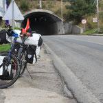 Das ist das 17te Tunnel seit dem Kiental, genau gleich viele wie von Seelisberg nach Spiez!
