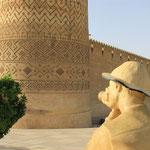 Die Zitadelle des Karim Khan, erbaut im Jahre 1770