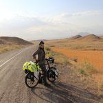 Die letzten paar Kilometer im Iran