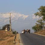 Kathmandu-Pokhara, die schrecklichste und zugleich schönste Fahrt auf meiner Reise!
