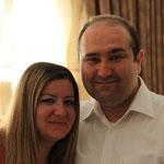 Liebe Rabia, lieber Okan, vielen herzlichen Dank für Alles! Für 3 Tage fühlte ich mich einfach Zuhause :) Her şey için çok teşekkür ederim!