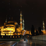 Blue Mosque by nıght