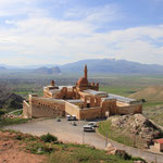 Ishak-Pascha-Palast, erbaut zwischen 1685 und 1784 des osmanischen Emirs von Dogubeyazit