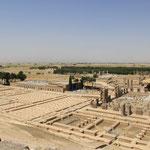 Persepolis, war eine der Hauptstaedte des antiken Perserreiches