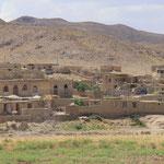 Iranisches Dorf