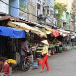 Market am fruehen Morgen...und nicht nur Samstags!