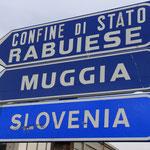 auf geht's nach Slowenia...