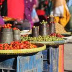 Markt in KAthmandu...ein Muss!