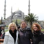 Welcome Stephi to Istanbul...fliegt die SWISS auch direkt nach Teheran?