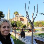 Hagia Sophia und Haja Mama :)