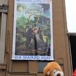 Der Zauberer von Oz, von Thun nach Bergamo hehe