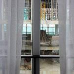 Waehrend die Kleider trocknen geniesse ich den Ausblick aus meinem Fenster :)