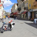 Abfahrt in Bitola, auf geht's nach Greece :)