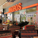 Migros...überall!