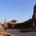 Bhaktapur, die kleinste Königsstadt des Kathmandutals