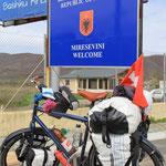 Miresevini to Albania