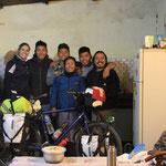 Nach 303 Tagen, 10'330 Kilometern und über 640 Stunden im Sattel, eeendlich ZUHAUSE!
