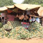 Ananas... so jetzt wird's kulinarisch...