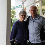 Bertha und Branko aus Kozino / Lyss verwöhnten mich so richtig, herzlichen Dank!