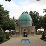 Mausoleum von Fariduddin Attar, geboren ca. 1136, Poet