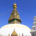 Monkey-Stupa