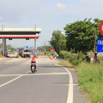 Tempolimite 5! Da brauche ich noch seeehr lange bis nach Hanoi!