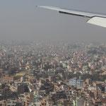 Namaste to Kathmandu