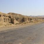 Wohl der schoenste Fahrtag in Usbekistan