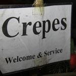 Was? Welcome and Service?? Woow beides auf einmal?