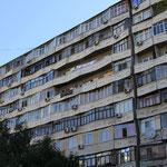 Schoenes Haus in Bishkek...