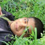 Junger Iraner...was fuer eine Ausdrucksstaerke!!