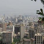 14 Millionen Menschen leben in Tehran!