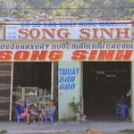 Genau...song sinh, sing einen Song!