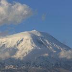Der Ararat ist einfach wunderschön!!