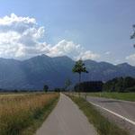 War wohl nichts mit Gewittern für den 18.6.2014 im Rheintal.